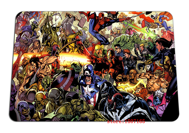 9 size cool The Avengers mouse pad heros large pad to mouse computer mousepad HD print gaming mouse mats to mouse gamer