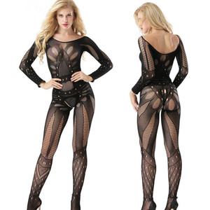 Sexy Stockings women's erotic stocking Transparent Pantyhose medias Black Hosiery Lingerie Stay Up Female Thigh High Fishnet