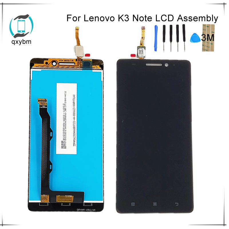 Spirited For Lenovo Tab 2 A7-10 A7-10f A7-20 A7-20f Touch Screen Digitizer Glass lcd Display Assembly Black Computer & Office