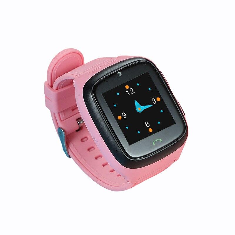 Smart 4G удаленного камера gps Bluetooth IPX7Waterproof дети сердечного ритма наручные часы SOS вызова мониторы трекер расположение часы