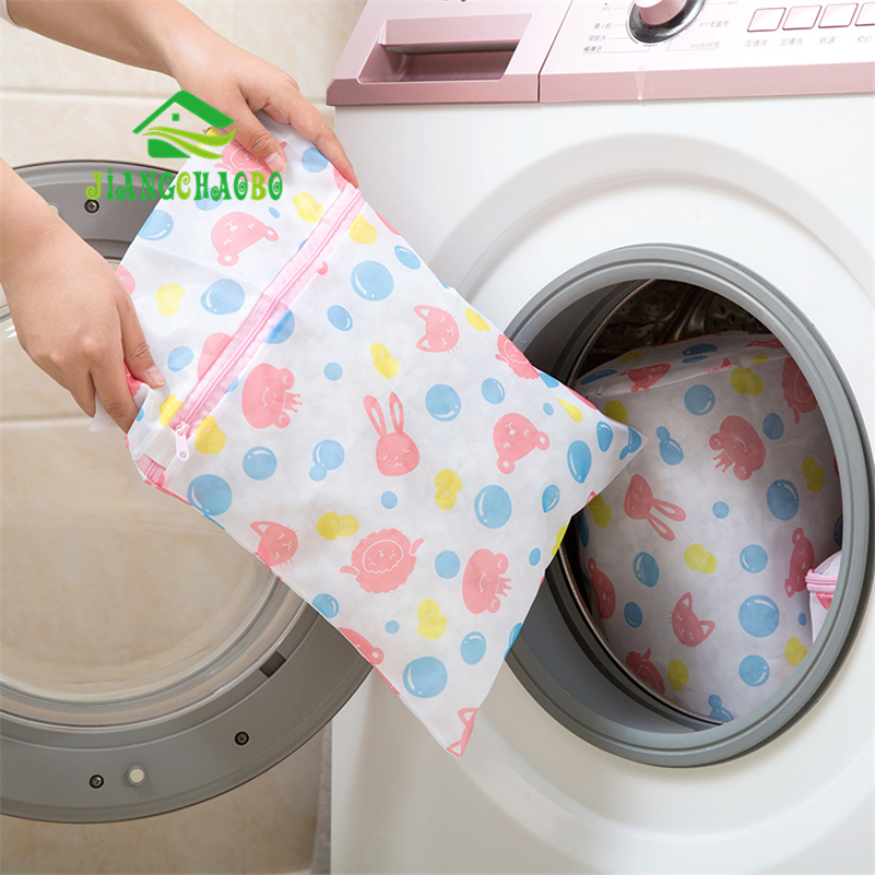 Washing Machine Special Protection Of Mesh Bags Of Clothing Pockets Of Clothes To Wash Bags Of Underwear Bra Laundry Bag