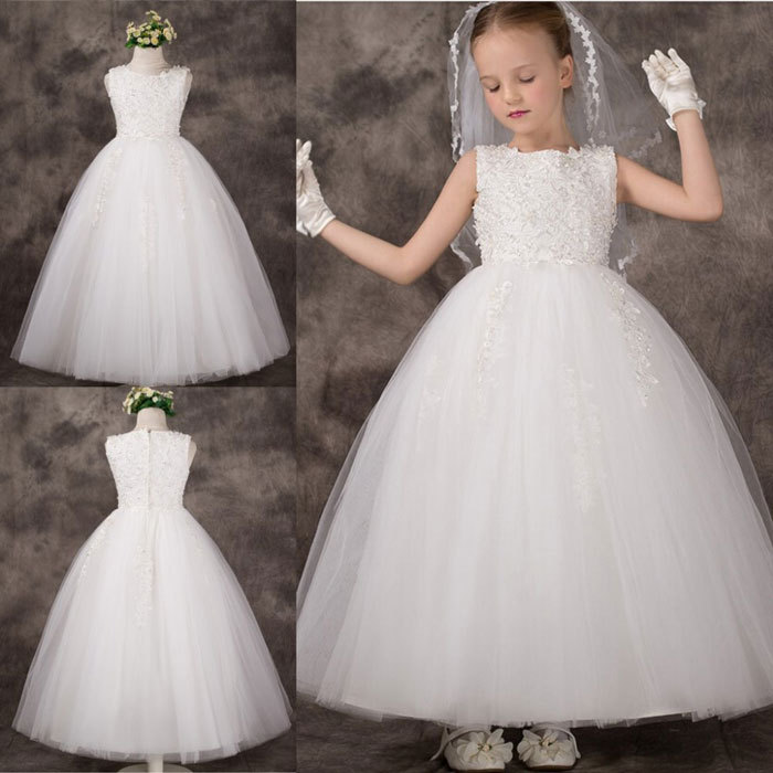 Aliexpress.com : Buy Wedding Dresses For Girls 2015 New Arrival ...