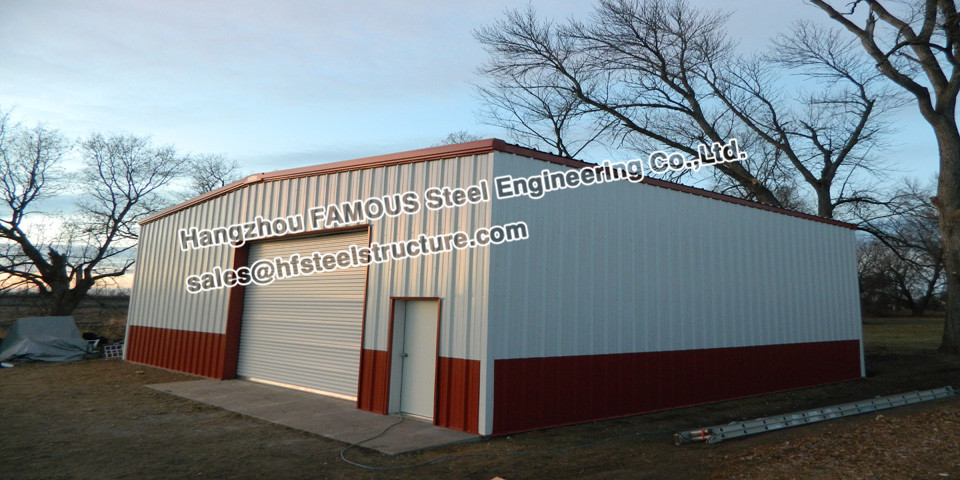 Widly Used Car Parking Steel Garage With Light Weight Steel
