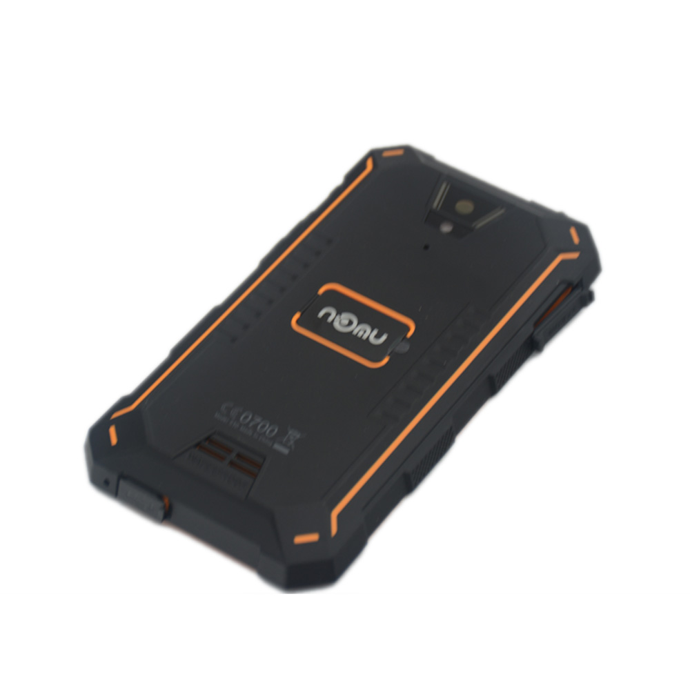NOMU S10  Battery Cover 100% Original High Quality Glass Back Battery Case For NOMU S10  Smartphone Free Shipping In Stock