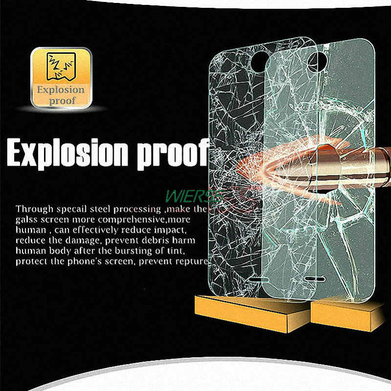 Ochronne szkło hartowane na ekran dla huawei Honor 4C Pro 6A Pro C8818 5X 5C 6 7 4 5 4X grać za huawei G Play mini film