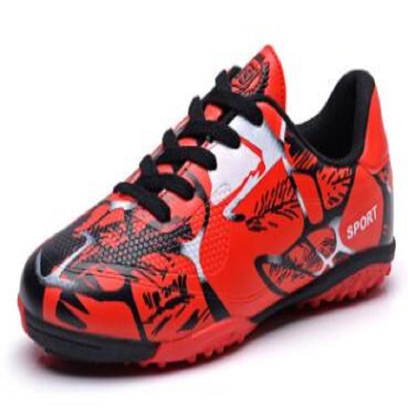 Effizient 2019 Neue Juvenile Nicht-slip Wear Training Schuhe Gebrochen Nägel Für Jugendliche Fußball Schuhe Tpu Atmungsaktiv Und Komfortabel Fußball Stiefel Ausgezeichnete (In) QualitäT