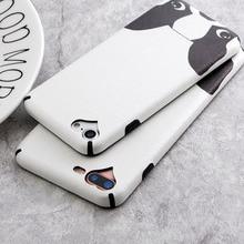 Cat & dog love phone case for iPhone 7 6 6s Plus 7plus 4.7″ 5.5″
