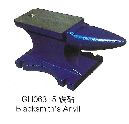 3LB Jeweler's Anvil for  Watchmakers Blacksmiths Small All Steel Bench Mounted