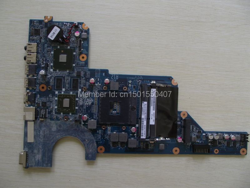 Free Shipping 636371-001 for HP Pavilion G4 G6 G7 G4-1000 G6-1000 G7-1000 motherboard .All functions 100% fully Tested !  new 649288 001 intergrated motherboard system board for hp hp pavilion g6 g6z g6 1000
