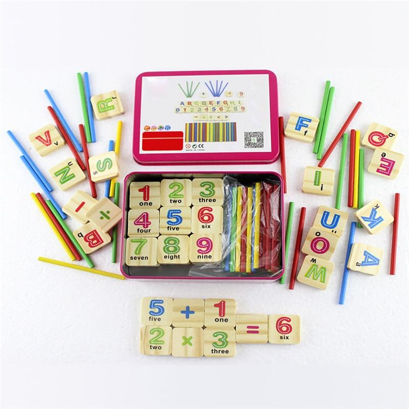 ツ)_/¯Baby Toys Kids Early Math Learning Educational Toy for ...
