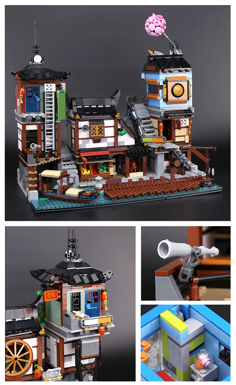 Ninjago City Hafen kaufen
