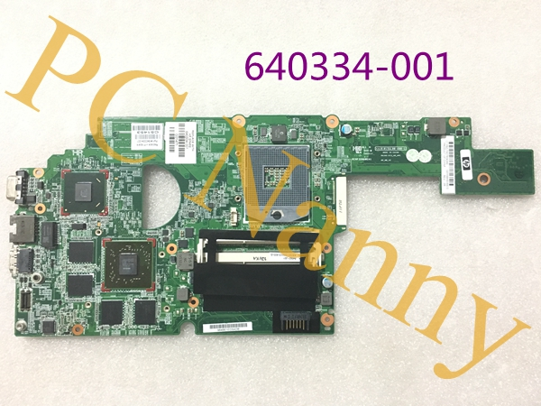 640334-001 For hp dv4-3000 laptop motherboard intel HM65 DDR3 HD6750 1GB Graphics
