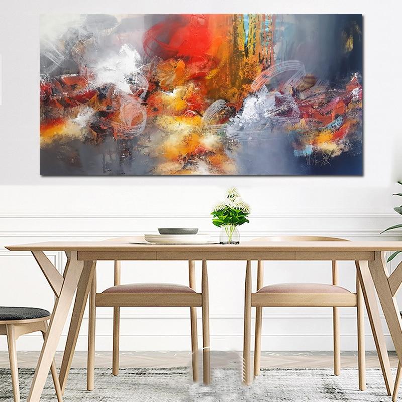 2017 heißer verkauf große größe Iarts Moderne Abstrakte Malerei ...