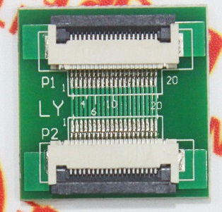WZSM New FFC FPC Adapter plate connector transfer plate 0.5mm pitch 12pin 10pin 20pin 24pin 26pin 30pin 36pin 40pin 45pin 50pin 5pcs ribbon cable 6pin 8pin 10pin 12pin 14pin 20pin 30pin 40pin 50pin reverse 100mm 10cm 0 5 b type for lenovo for asus for acer