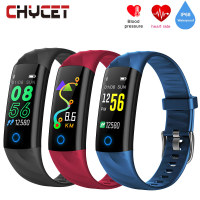 Smart Bracelet Blood Pressure Measurement Fitness Tracker Watch SmartBand Waterproof IP68 GPS Heart Rate Monitor Women Men Band