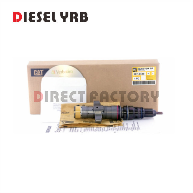 genuine and brand new 3879440 DIESEL INJECTOR FOR CATERPILLAR C9 ENGINES-in  Fuel Inject  Controls & Parts from Automobiles & Motorcycles on