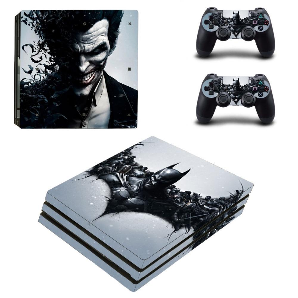 2019 New Batman PS4 Skin Sticker For Sony Playstation 4