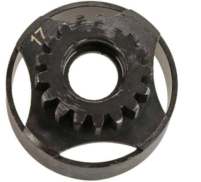 Clutch Bell 17T HPI77107 HPI Racing SAVAGE 4.6 5.9 HR FOR RC Car