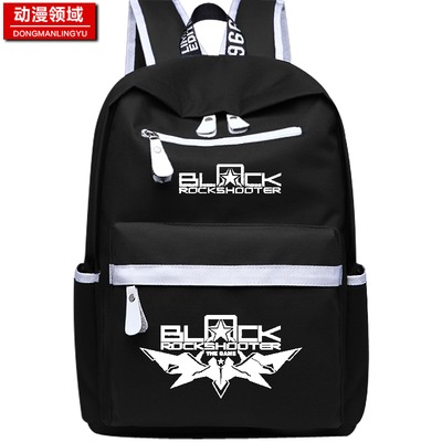 Anime BLACK ROCK SHOOTER Cosplay Fashion leisure multi-functional large-capacity backpackAnime BLACK ROCK SHOOTER Cosplay Fashion leisure multi-functional large-capacity backpack