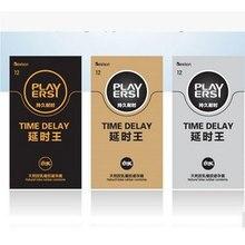 12pcs Ultra thin Delay Condom Sexy Condoms Durable Anti Premature Ejaculation Delay Sex Product Persistent Lasting