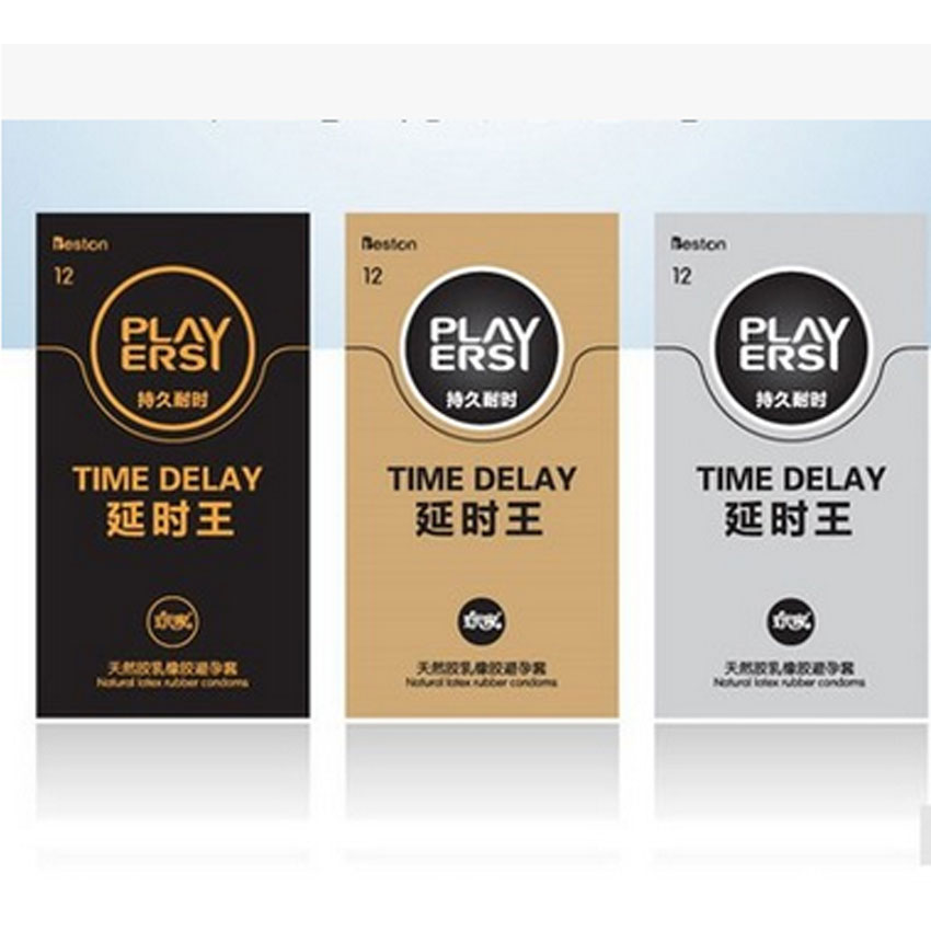 12pcs Ultra-thin Delay Condom Sexy Condoms Durable Anti Prems