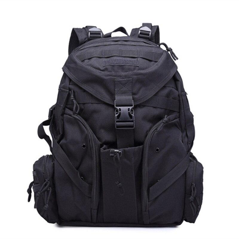 Sac à dos militaire tactique en plein air sac à dos Camping randonnée Camouflage sac de Sport sacs de voyage 20-35L Mochilas - 5