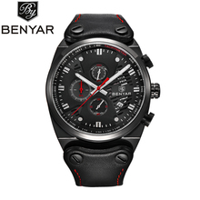 Relogio Masculino Man Sport Military Chronograph Quartz Watch Mens Watches Top Brand Luxury Wrist Watch Men Clock Reloj Hombre relogio masculino benyar fashion gold chronograph sport watch mens top brand luxury date quartz wrist watches clock man reloj