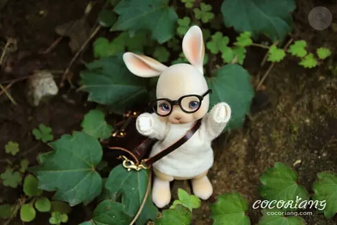stenzhorn   2018 new bjd / sd doll rabbit high quality doll toy store stenzhorn stenzhorn bjd sd doll doll rosenlied mignon rl giant fairy tale doll of baby toys