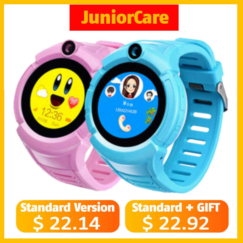 Q360 Child smartwatch SOS Anti-Lost Monitor Tracker baby GPS Watch Kids Smart Watch with Camera GPS WIFI Location PK Q528 Q90