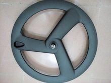 free shipping carbon spokes wheels road wheel 700C 3 spokes wheels bicycle raod wheelset spokes wheels
