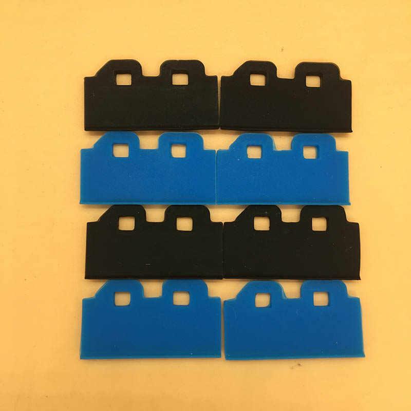 15 Buah Tahan Pelarut Pembersih Wiper untuk DX5 DX7 Print Head Pisau Mimaki JV33 Mutoh VJ1604 RJ900C Allwin Xuli Printer wiper
