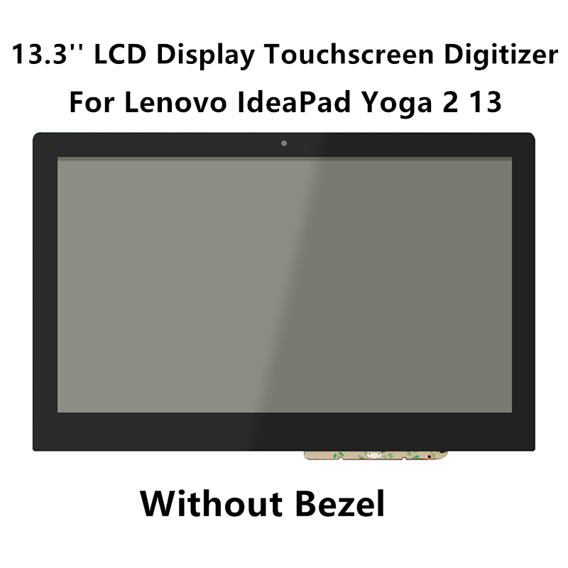 Laptop Lcd Screen Initiative Ftdlcd 13.3 Fhd Lcd Display Touchscreen Digitizer Assembly+bezel B133han02.0 For Lenovo Ideapad Yoga 2 13 A Great Variety Of Goods