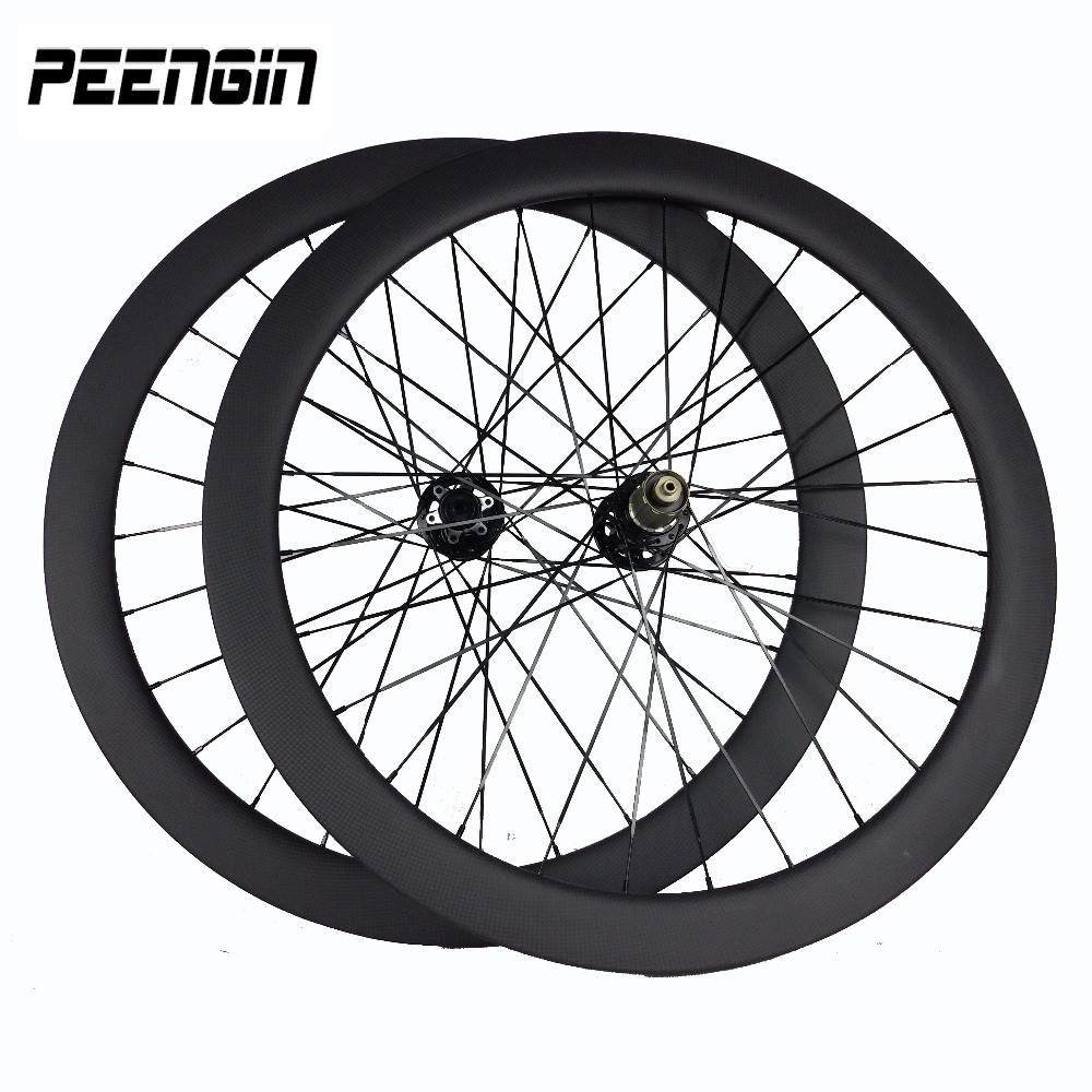 inventory clearance strong OEM road carbon wheel disc brake carbon bike wheelset cyclocross 50 tubular 23/25mm hot sell to Italy inventory accounting
