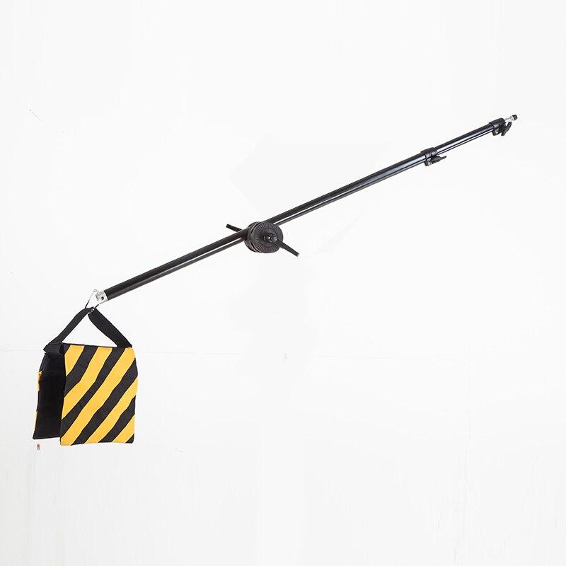 Adearstudio CD50  cross arm Frame Arm Lamp Frame Bar Bracket Flash Photography Studio Photography Camera With Sandbags