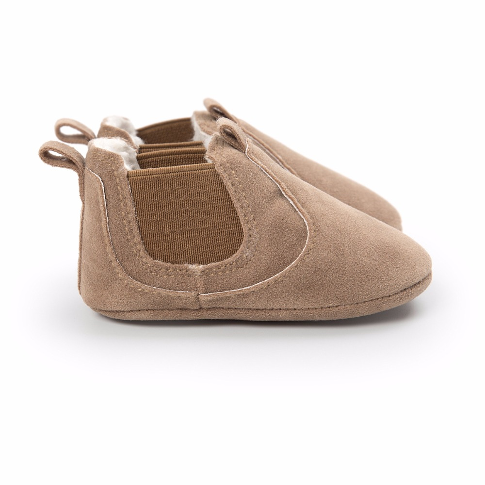 Autumn/Spring Winter Baby Shoes Newborn Boys Girls PU Leather Moccasins Sequin First Walkers Baby Shoes 0-18M for Baby Girl Boy