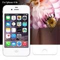 Vidro temperado para iphone44s iphone 44 s 4 4s quente 0.26mm 9 h vidro temperado protetor de tela para iphone 4 4s proteção de tela