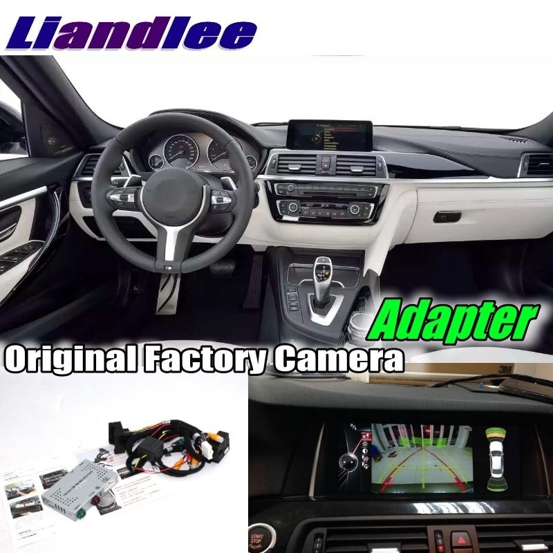 Liandlee Car Reverse Rear Back Up Camera Interface Adapter