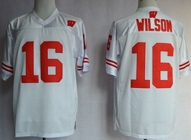 Wisconsin Badgers Jerseys Authentic College Football Jersey