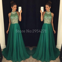 Buy emerald chiffon evening gown and get free shipping on AliExpress.com ed3e78ddc79a