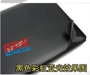 "Image 5 - מחשב נייד סיבי פחמן ויניל מדבקת עור כיסוי לניו Dell XPS 15 9575 15.6"""