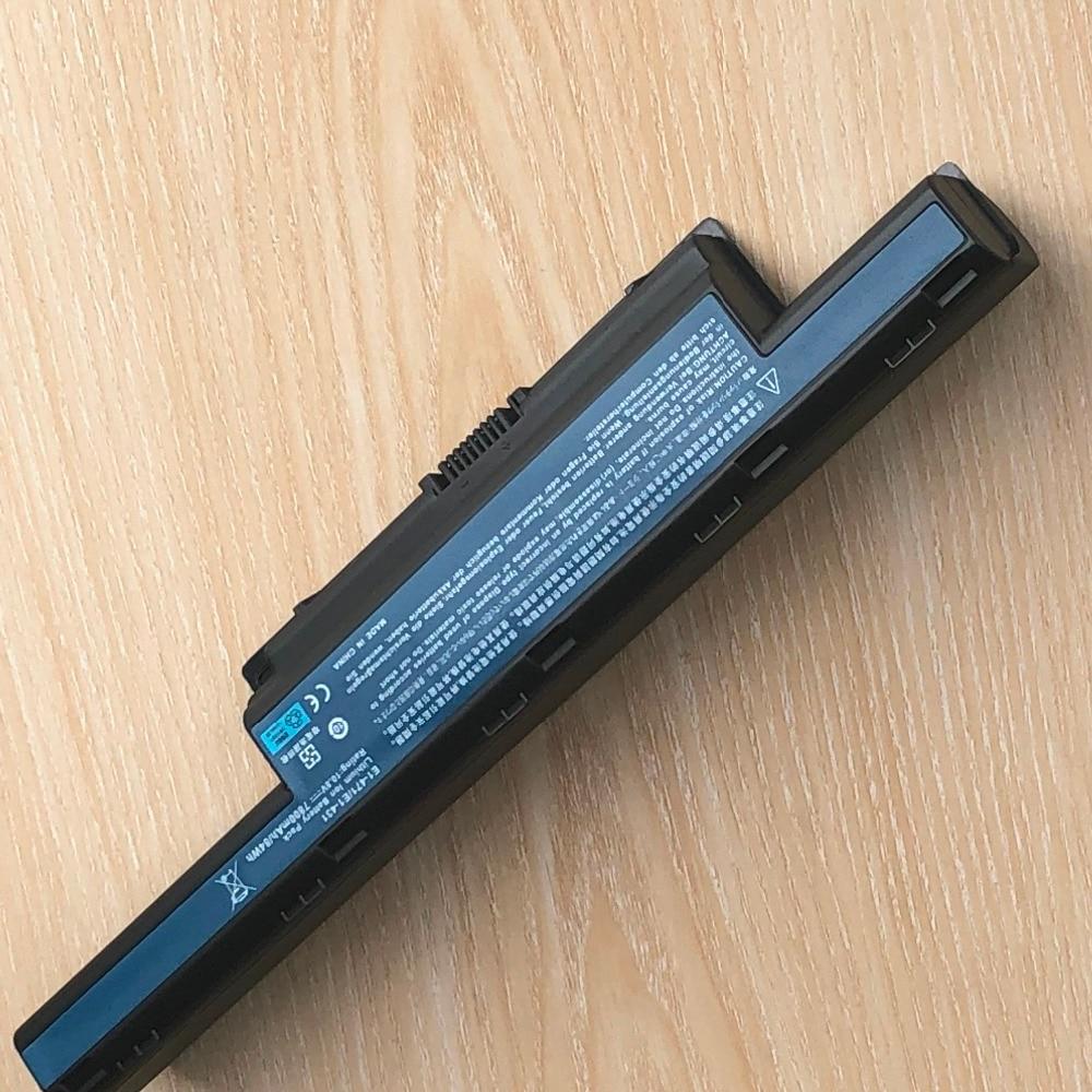 7800mAh Acer Aspire V3 батареясы V3-471G V3-551G V3-571G - Ноутбуктердің аксессуарлары - фото 5