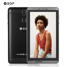 BDF Android Tablet 7 Inch 3G Phone Dual SIM Card Android 6.0 Tablet Pc Quad Core Tablet 16GB+1GB Dual Camera 7 Inch Tablet Phone