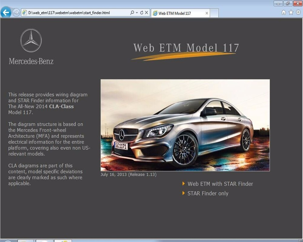 mercedes benz starfinder web etm wiring diagrams wiring library  top for mercedes compact diagnose mb star c4 connect wifi sd 2016 12 software