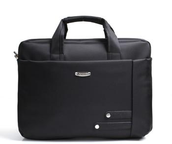 Waterproof shockproof business briefcase computer bag 15 inch 15.6 inch laptop bag shoulder  handbags Messenger Bags Men's Backpacks