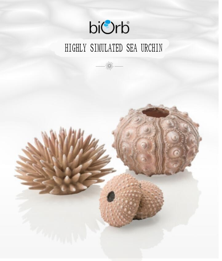 OASE British biorb original réservoir de poisson simulation oursin décorations Aquarium imitation coquille naturelle aménagement paysager réaliste