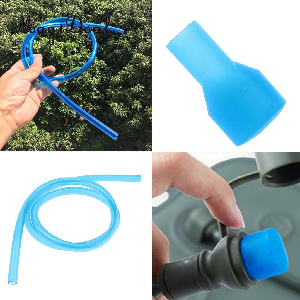 Bolsas de agua MagiDeal Bolsa de Agua con Tubo Sistema de Hidratación para Ciclismo Senderismo Deportes