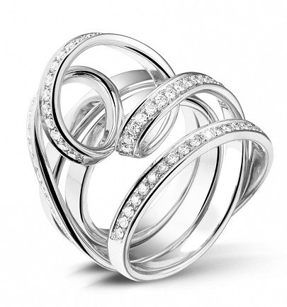 sterling silver wedding rings for women unique wedding ring designs ...
