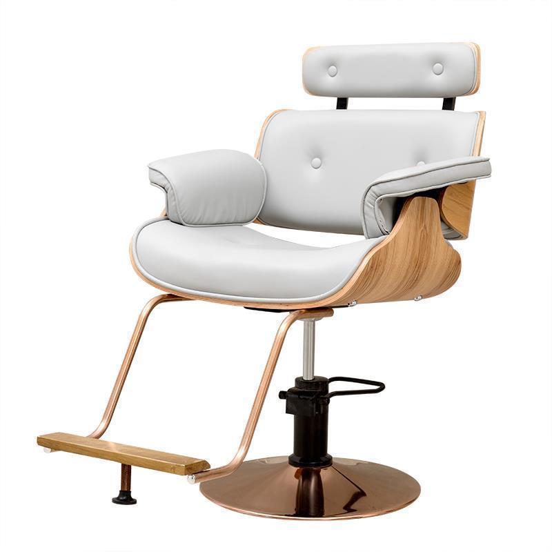 Image 2 - Barbero Mueble Furniture Cadeira De Cabeleireiro Makeup Kappersstoelen Stuhl Hairdresser Salon Barbearia Shop Silla Barber Chair-in Barber Chairs from Furniture