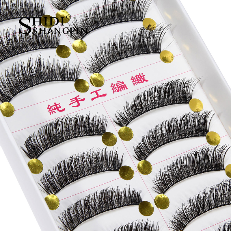 Compare Prices on Reusable Fake Eyelashes- Online Shopping/Buy Low ...