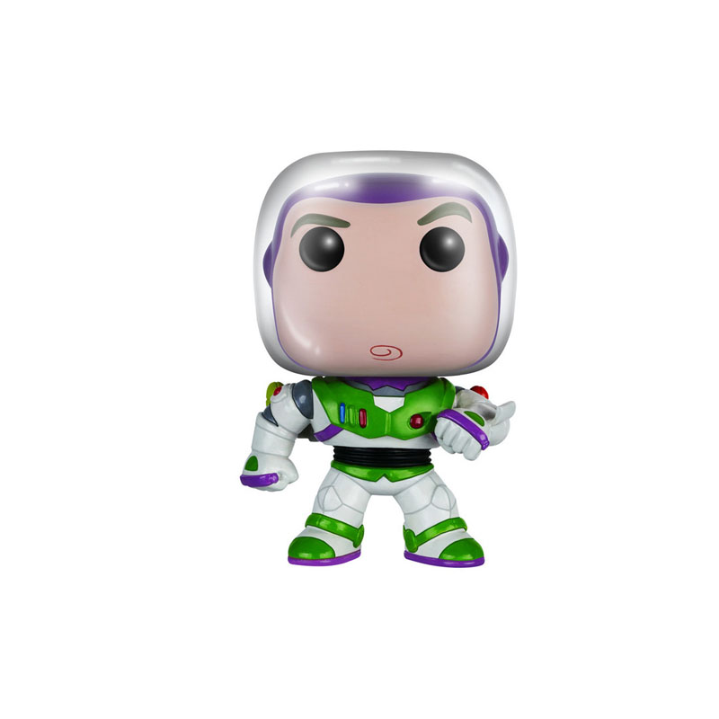 Image 2 - FUNKO POP Disney Anime toy story 4 BUZZ LIGHTYEAR Vinyl Action Figures Collection Model Toys for Children Birthday gift-in Action & Toy Figures from Toys & Hobbies